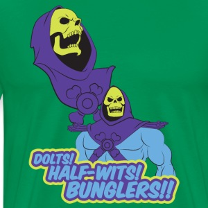 Skeletor Insults - Men's Premium T-Shirt