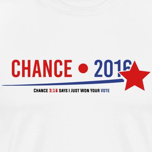 Chance 3:16 Logo