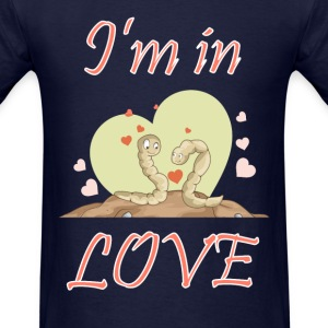 I am in love - Men's T-Shirt
