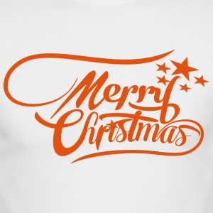 fontchristmas Long Sleeve Shirts - Men's Long Sleeve T-Shirt by Next Level