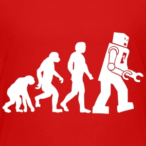 Big Bnag Theory Evolution - Kids' Premium T-Shirt