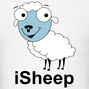 Sleepy Sheepy T-Shirts - Men's T-Shirt