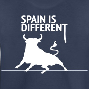 Spain is Different 2 (dark) Kids' Shirts - Kids' Premium T-Shirt