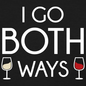 I Go Both Ways - Women's T-Shirt
