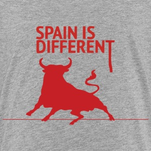 Spain-is-Different 2 Baby & Toddler Shirts - Toddler Premium T-Shirt