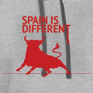 Spain-is-Different 2 Hoodies - Contrast Hoodie