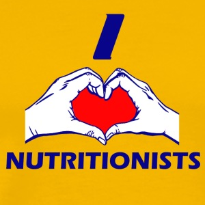 NUTRITIONIST DESIGN - Men's Premium T-Shirt