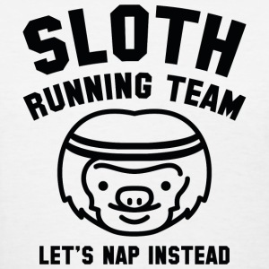 Sloth Running Team - Women's T-Shirt