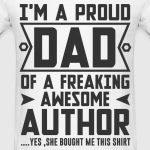 AUTHOR 11.png T-Shirts - Men's T-Shirt