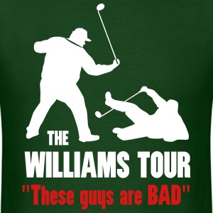 Williams Tour - Men's T-Shirt