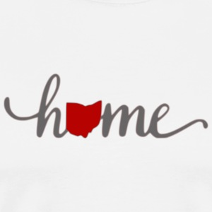 Ohio Heart Home - Men's Premium T-Shirt