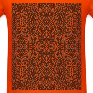 Art_Pattern - Men's T-Shirt