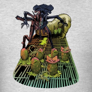 Xenomorph Queen - Men's T-Shirt