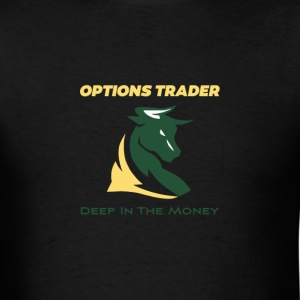 Options trader - Men's T-Shirt