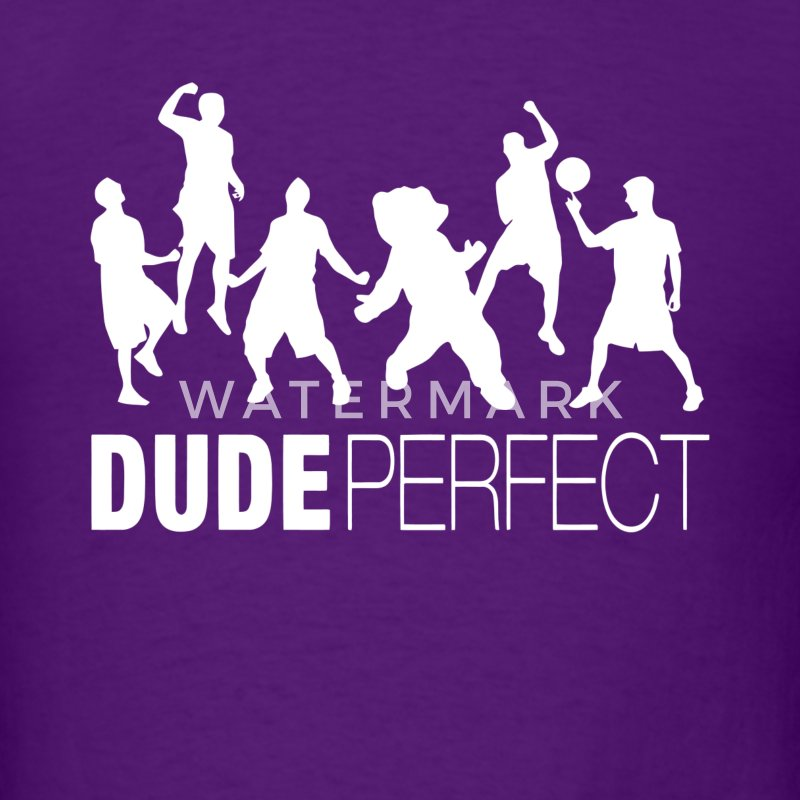 Dude Trick Shots Perfect TShirt - Men's T-Shirt