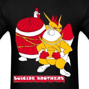 SUICIDE BROTHERS - Men's T-Shirt