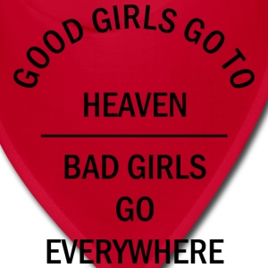 Good Girls go to heaven Caps - Bandana