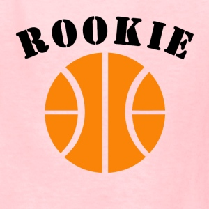 Rookie Basketball - Kids' T-Shirt