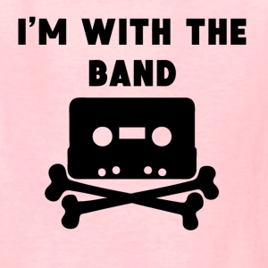 I'm With The Band - Kids' T-Shirt