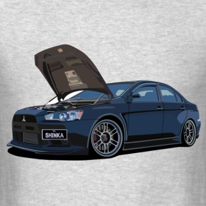 Mitsubishi Lancer Evolution X - Men's T-Shirt
