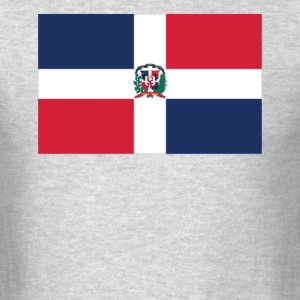 Flag of the Dominican Republic Cool Flag - Men's T-Shirt