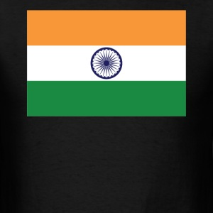 Flag of India Cool Indian Flag - Men's T-Shirt