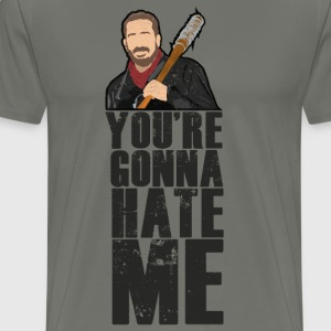 You're Gonna Hate Me - Men's Premium T-Shirt