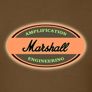 marshal vintage - Men's T-Shirt