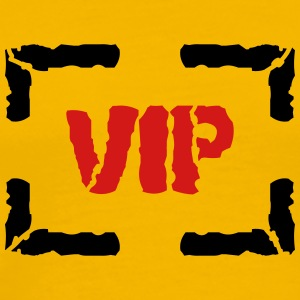 stempel_aufdruck_graffiti_vip_very_impor T-Shirts - Men's Premium T-Shirt