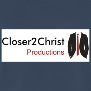 Closer To Christ Productions - Men's Premium T-Shirt