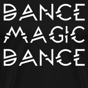 Dance Magic Dance - Labyrinth T-Shirts - Men's Premium T-Shirt