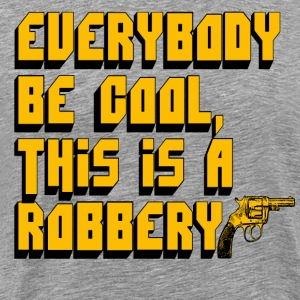 Pulp Fiction Quote T-Shirts - Men's Premium T-Shirt