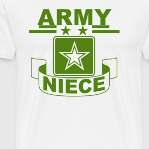 army_niece_ - Men's Premium T-Shirt