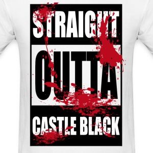 Outta Castle Black Blood - Men's T-Shirt