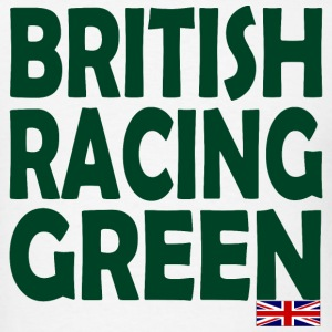 British Racing Green - Men's T-Shirt
