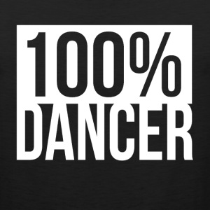 100% Dancer Sportswear - Men's Premium Tank