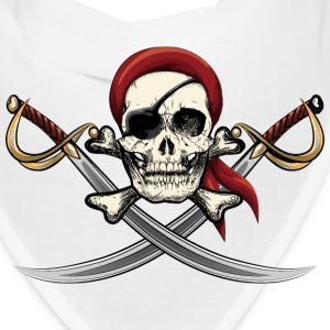 Pirate Skull  Caps - Bandana
