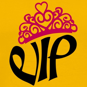 Princess queen princess queen crown pretty vip bea T-Shirts - Men's Premium T-Shirt
