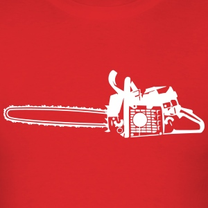 Chainsaw - Men's T-Shirt