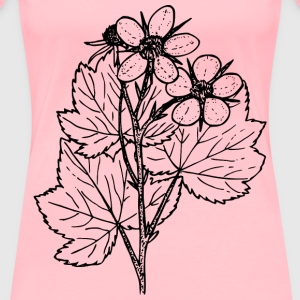 Thimbleberry - Women's Premium T-Shirt