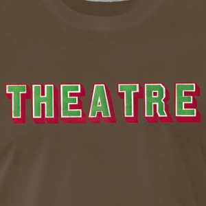 THEATRE type T-Shirt - Men's Premium T-Shirt