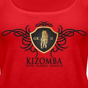 Got Kizomba U tank - Women's Premium Tank Top