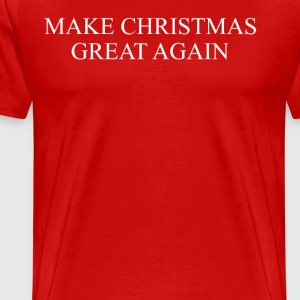 Make Christmas Great T-Shirts - Men's Premium T-Shirt