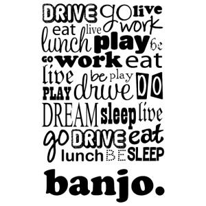 Banjo Player Banjo Gift