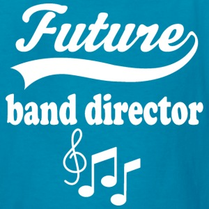 Band Director Future Gift Kids' Shirts - Kids' T-Shirt
