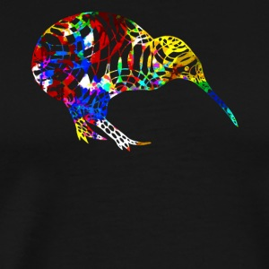 Kiwi Bird Shirt - Men's Premium T-Shirt