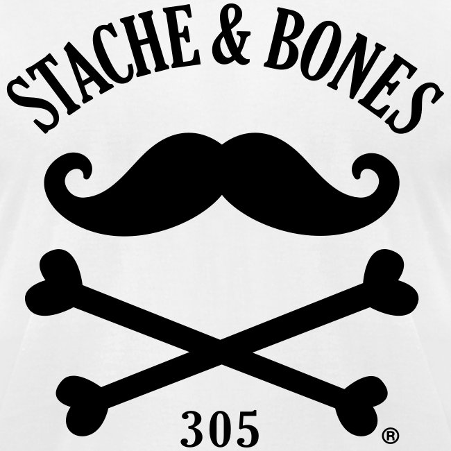 STACHE & BONES SOCIETY 305 Official