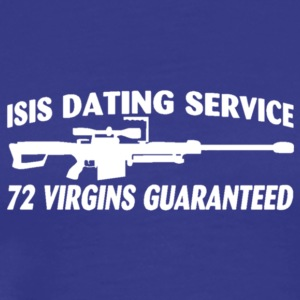72 Virgins Dating Service Usmc T Shirt