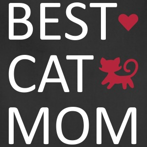 best cat mom Aprons - Adjustable Apron