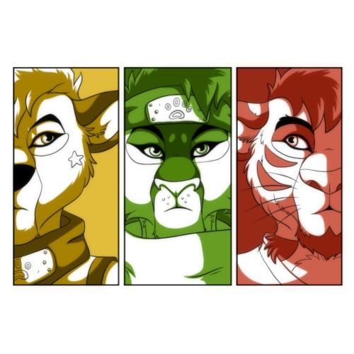 The Three Guardians